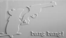 Bang Bang - White